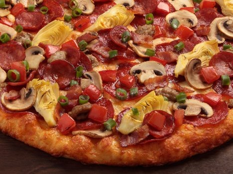 Round Table Pizza Delivery To Sunnyvale Waitercom Info Reviews - Round table pizza delivery near me